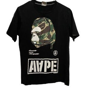 Bape Youth Somewhere In The Ape Universe T-Shirt L